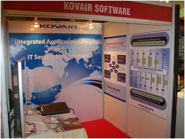 Kovair Booth-Step-in-Summit 2011