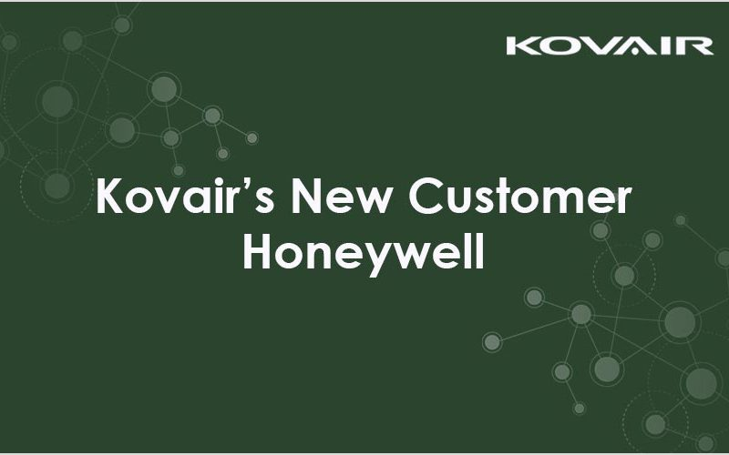 Kovair's New Customer- Honeywell