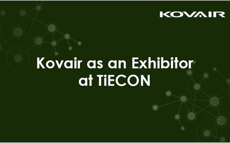 Kovair as an Exhibitor at TiECON