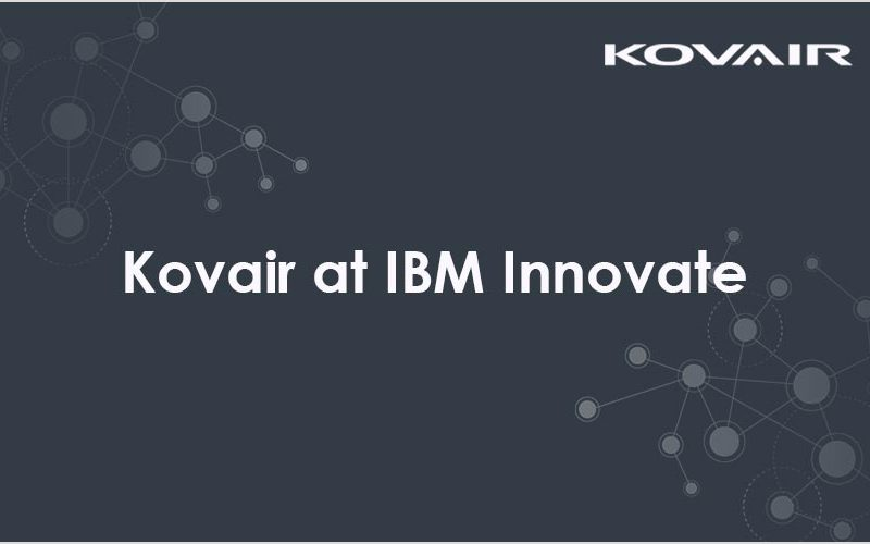 Kovair at IBM Innovate