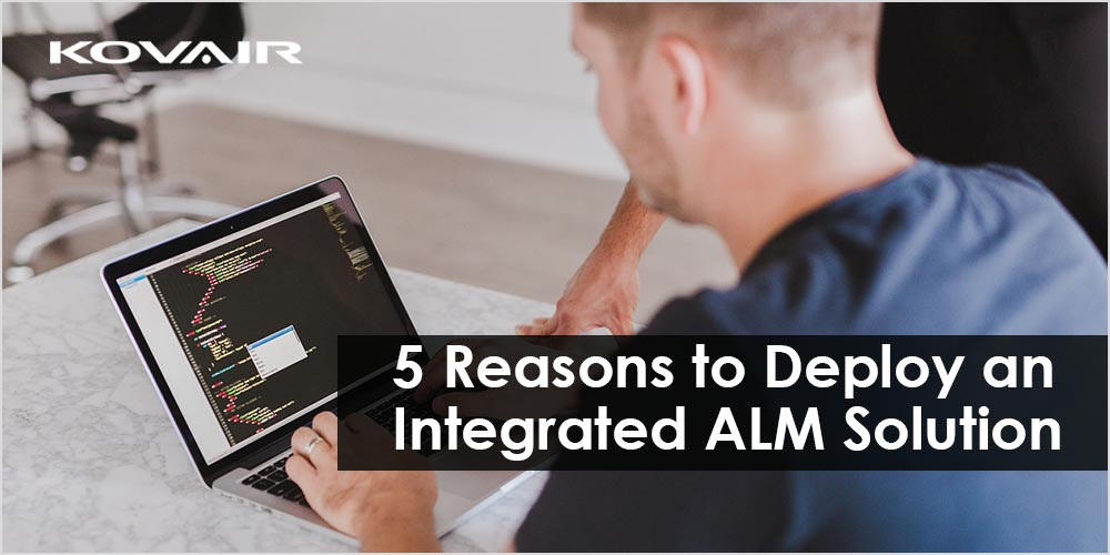 Integrated ALM Solution