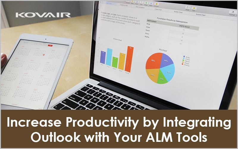 Integrating Outlook with Your ALM Tools