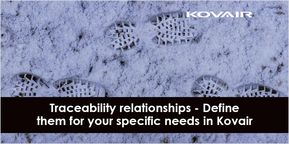 Traceability Relationships