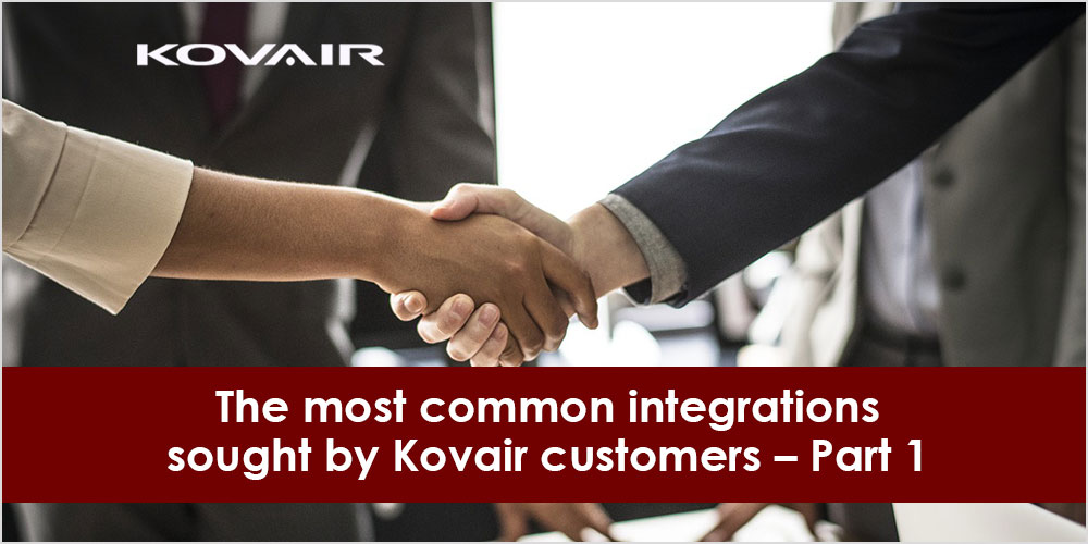 Kovair customers