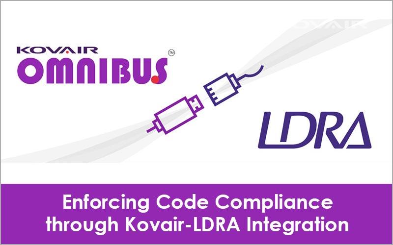 Kovair-LDRA Integration