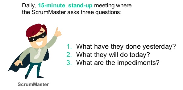 Scrum Master Questions