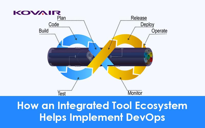 How an Integrated Tool Ecosystem Helps Implement DevOps