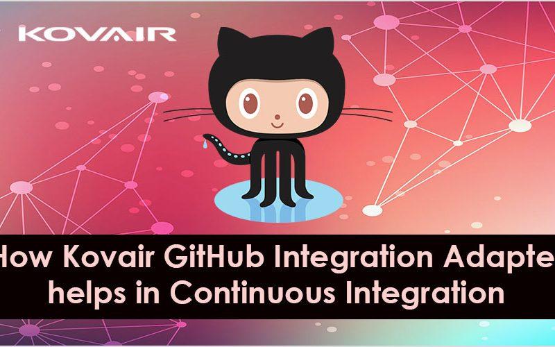 Kovair GitHub Integration Adapter