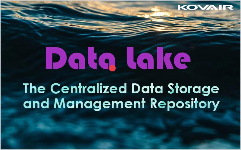 Data Lake – The Centralized Data Storage and Management Repository