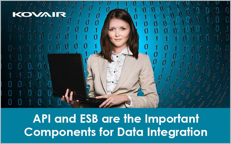 API and ESB are the Important Components for Data Integration