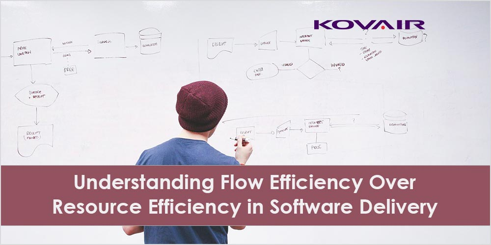 Resource Efficiency in Software Delivery