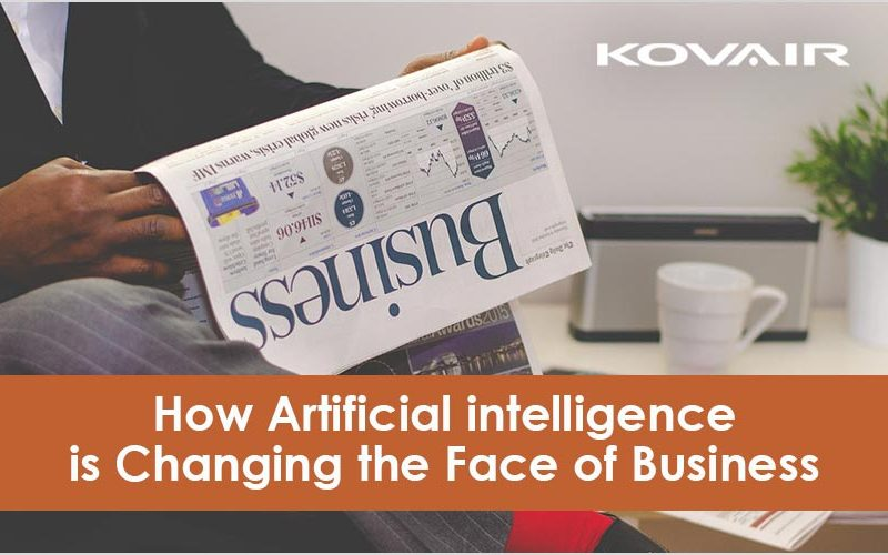 How AI is Changing the Face of Business