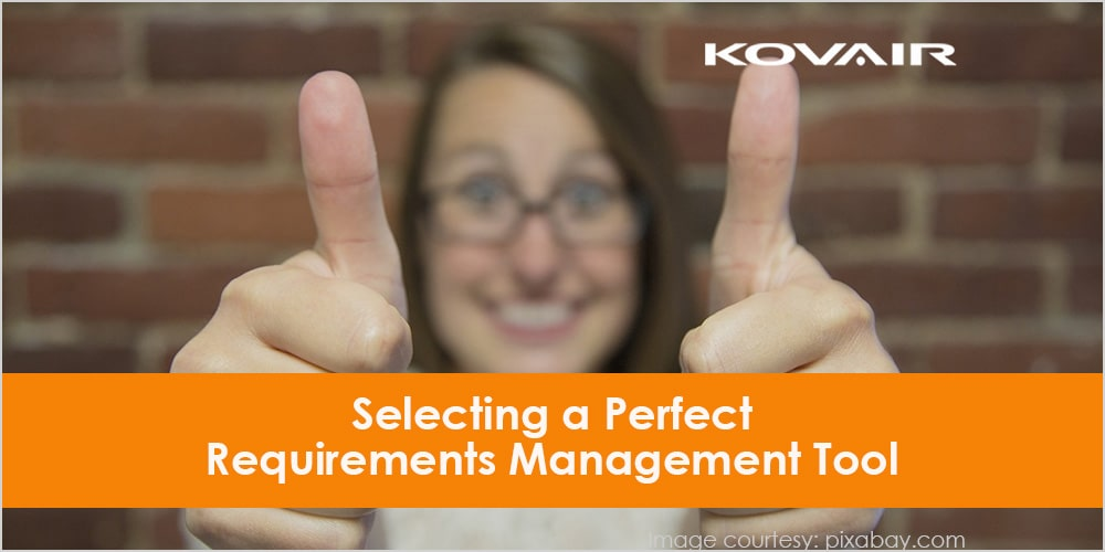 Perfect Requirements Management Tool