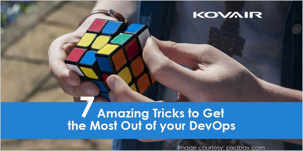 7 Amazing Tricks To Get The Most Out Of Your DevOps