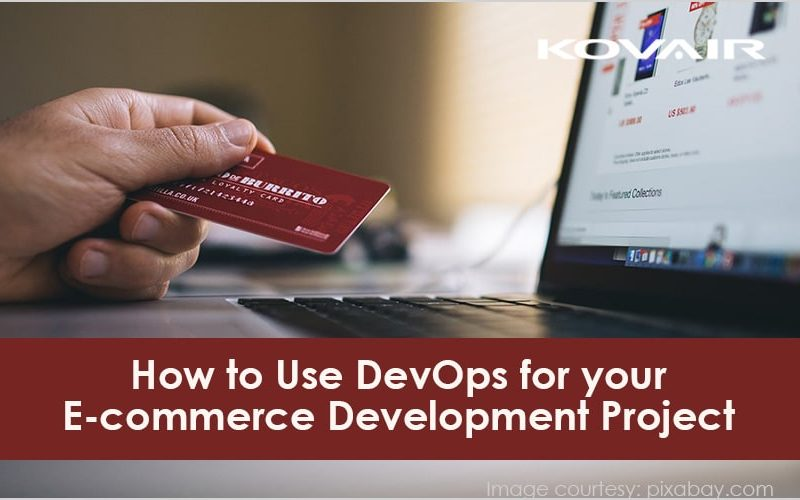How to Use DevOps For Your Ecommerce Development Project