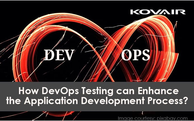 How DevOps Testing can Enhance the Application Development Process?