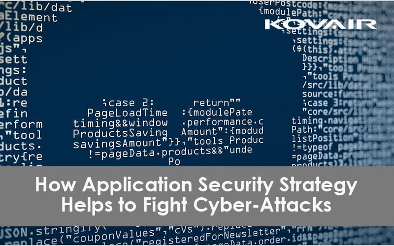 How Application Security Strategy Helps to Fight Cyber-Attacks
