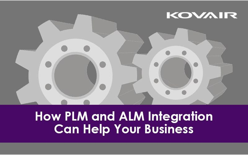 PLM and ALM Integration Can Helps Business