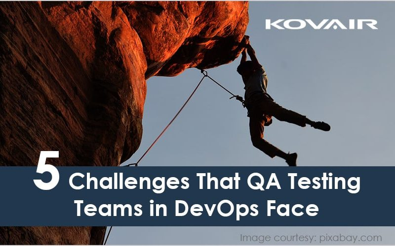 Challenges That QA Testing Teams in DevOps Face