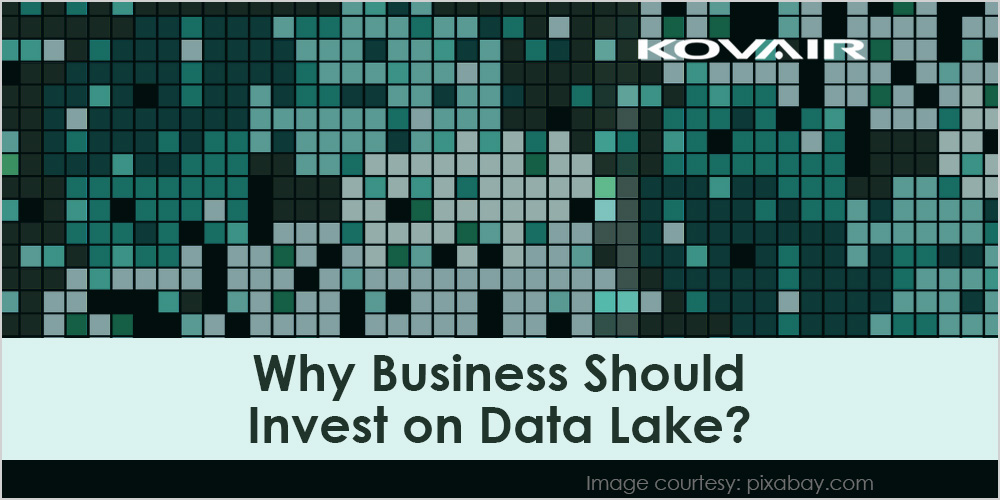 Business Should Invest on Data Lake
