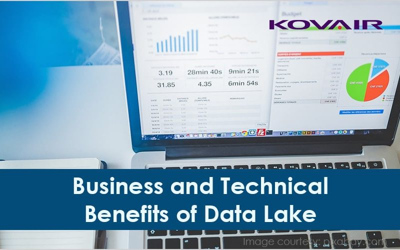 Business and Technical Benefits of Data Lake
