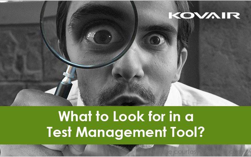 Test Management Tool