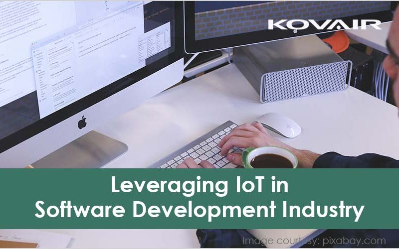 Leveraging IoT in Software Development Industry