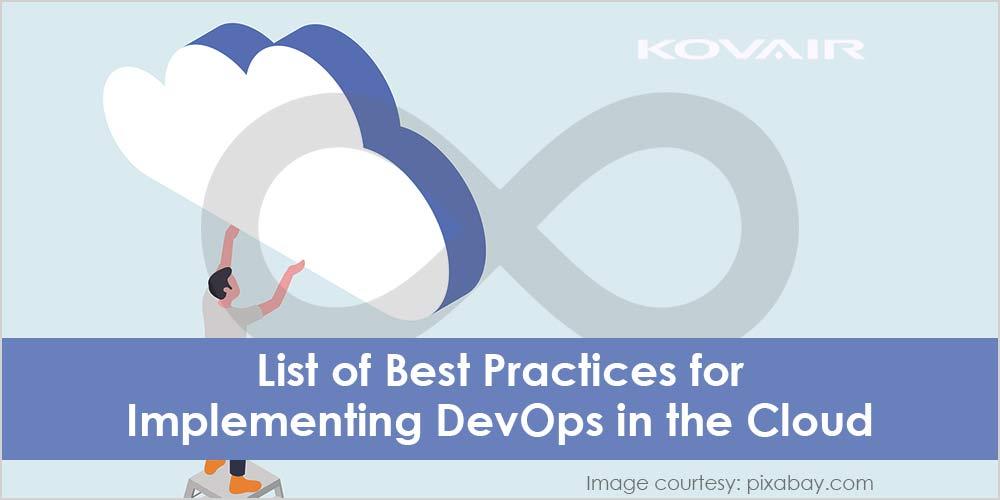 DevOps in the Cloud