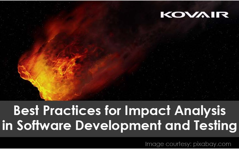 Impact Analysis in Software Development