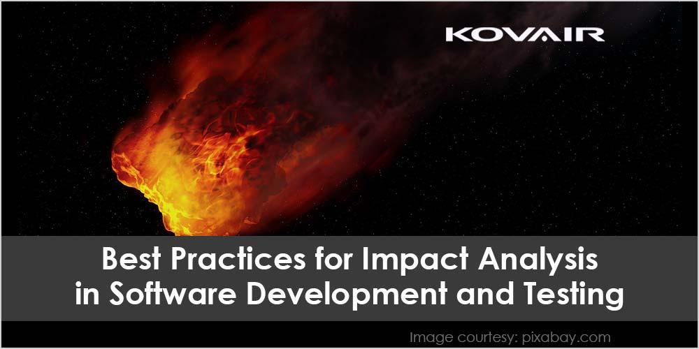 Impact Analysis in Software Development
