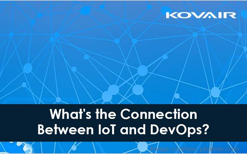 Connection Between IoT and DevOps