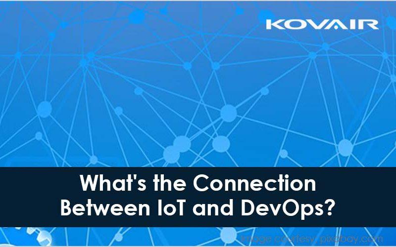 Connection Between IoT and DevOps