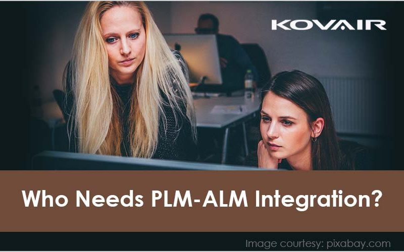 PLM-ALM Integration