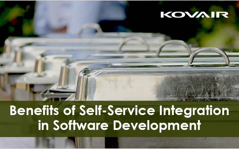 Benefits of Self-Service Integration in Software Development