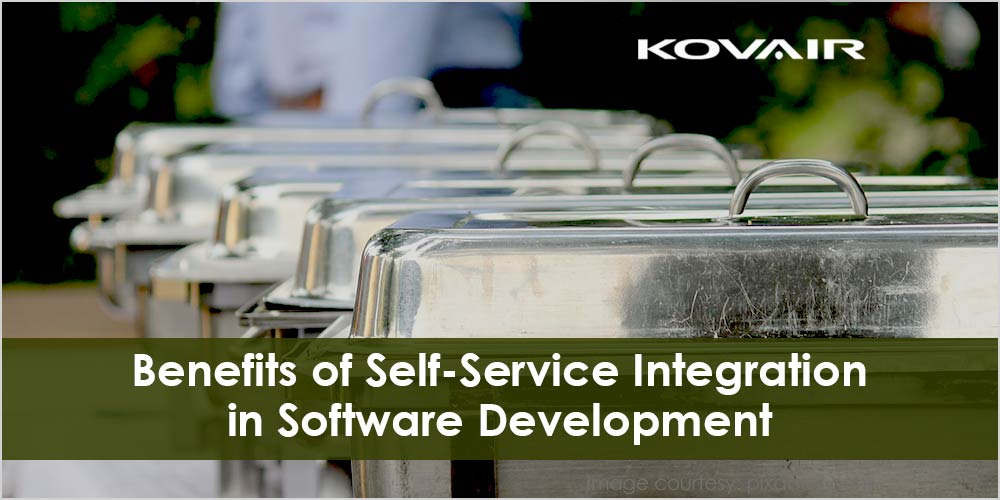 Benefits of Self-Service Integration in Software Development