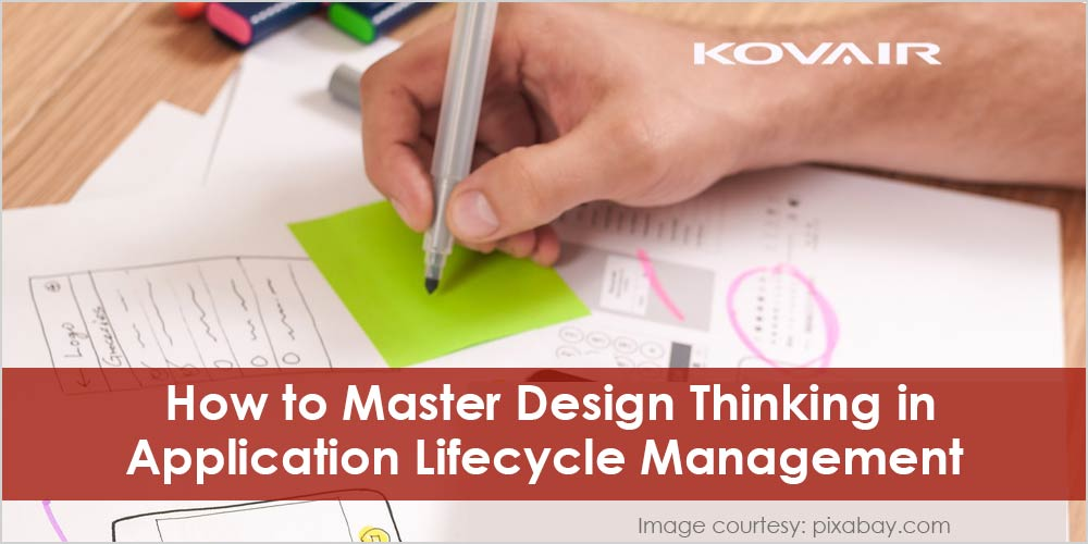 Design Thinking in Application Lifecycle Management