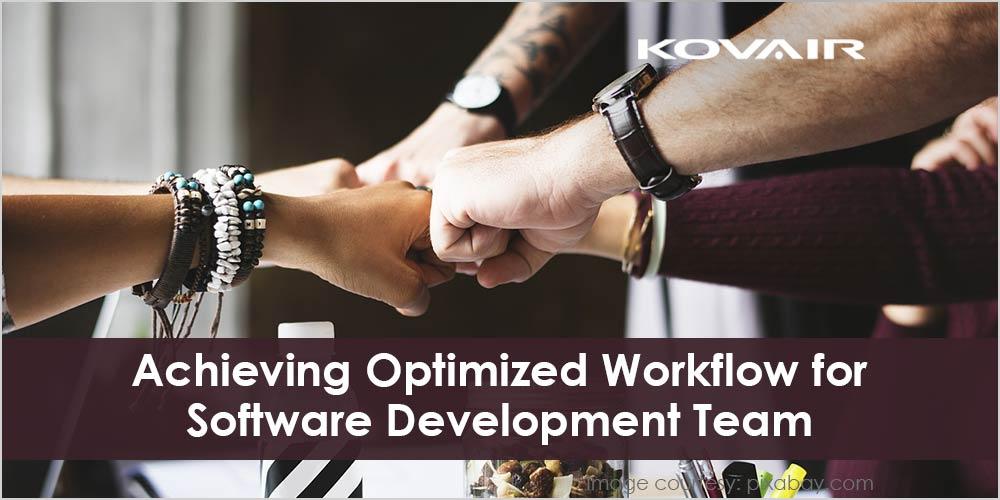 Workflow for Software Development Team