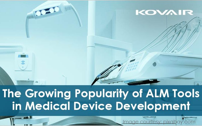 ALM Tools in Medical Device Development