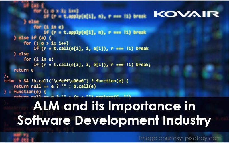 ALM Software Development