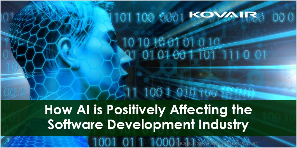 AI is Positively Affecting the Software Development Industry