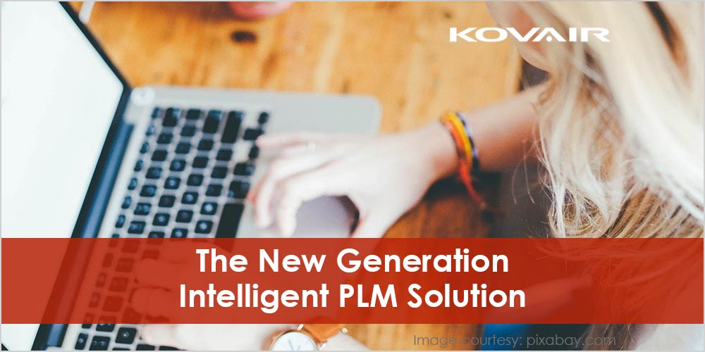 The New Generation Intelligent PLM Solution