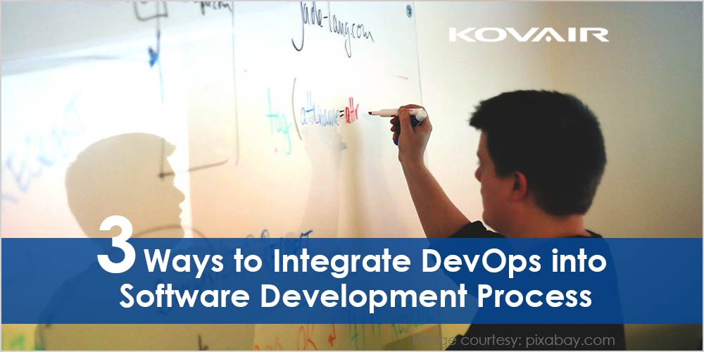 Integrate DevOps Into Your Software Development Process