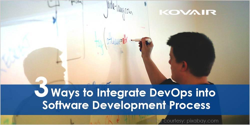 Integrate DevOps Into Your Software Development Process