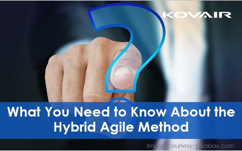 Hybrid Agile Method