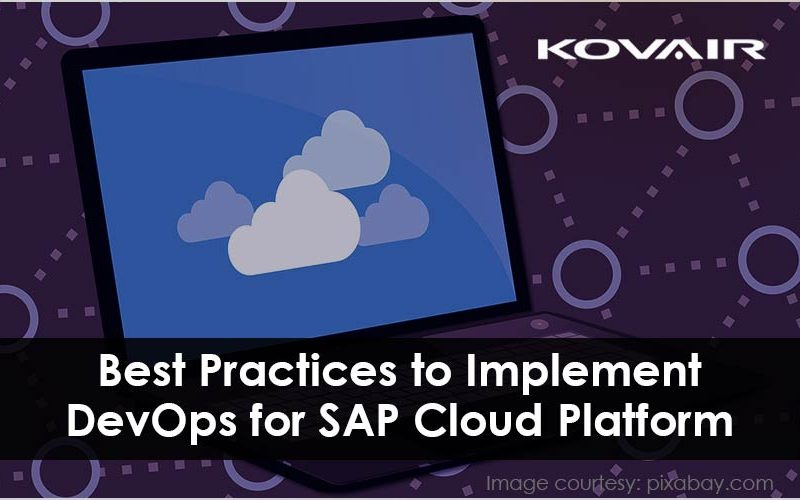 DevOps for SAP Cloud Platform