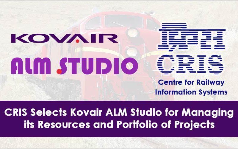 CRIS and Kovair ALM Studio
