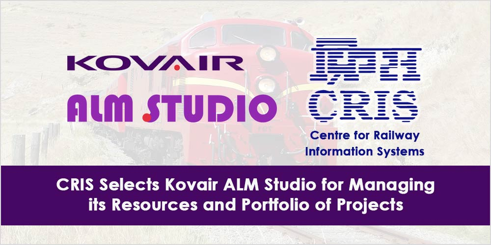 CRIS and Kovair ALM Studio