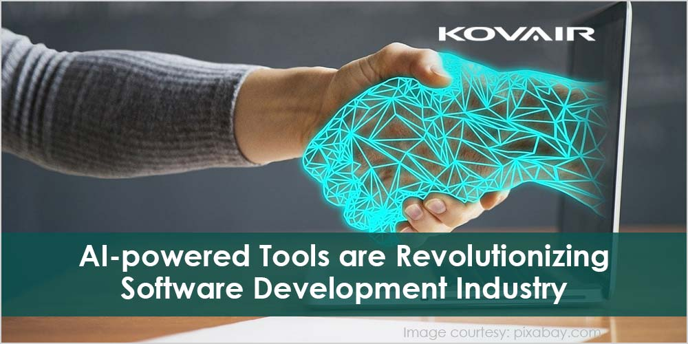 AI-powered Tools Are Revolutionizing Software Development Industry