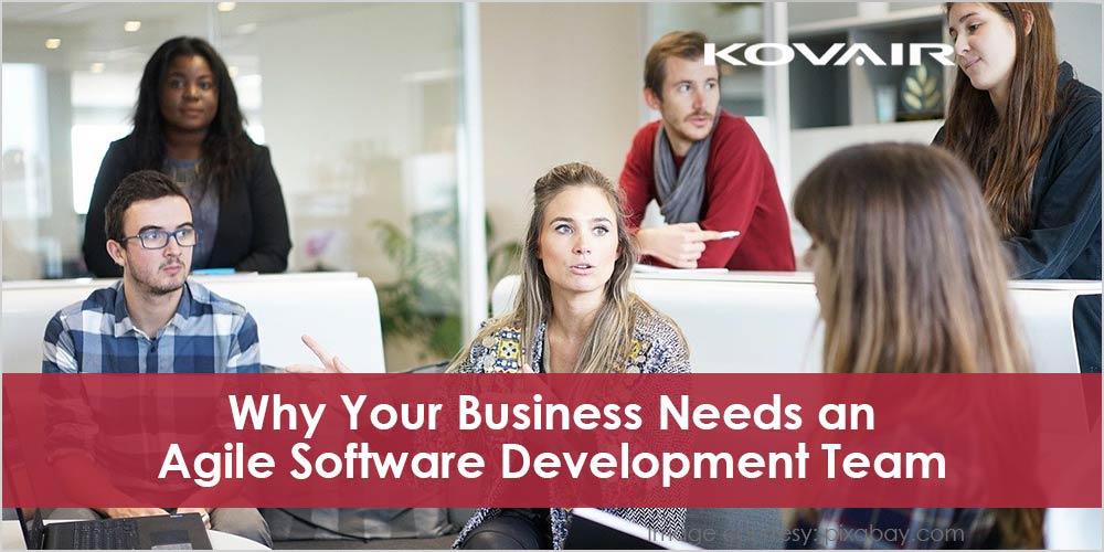 Business Needs an Agile Software Development Team