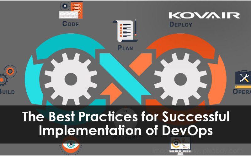 Implementation of DevOps